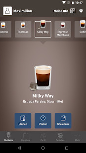 Qbo - Create your coffee Screenshot