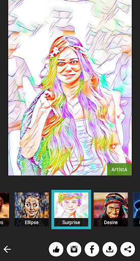 ArtistA Cartoon & Sketch Cam for PC