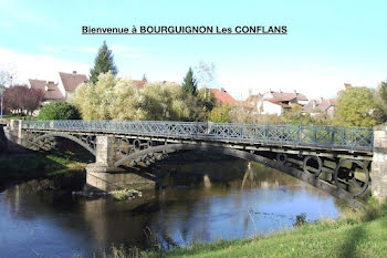 maison à Bourguignon-lès-Conflans (70)