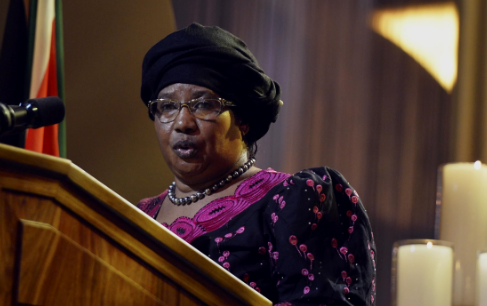 Joyce Banda. File photo: REUTERS