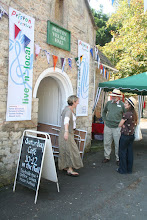 Photo: Priston Village Hall, venue for many of the Festival's events..© Richard Bottle 2008
