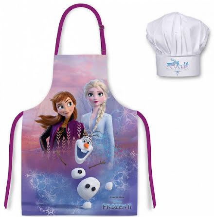 Förkläde Anna/Elsa Frozen