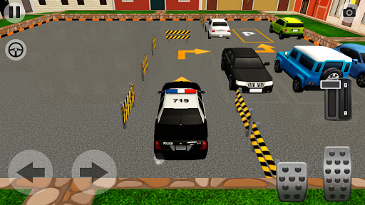 Police Car Parking 1.0 screenshots 7