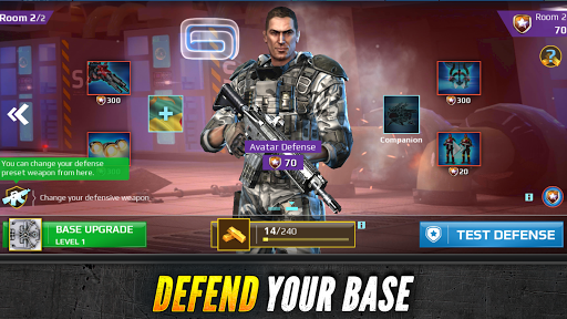 Sniper Fury: Online 3D FPS & Sniper Shooter Game screenshots 6