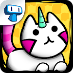 Cat Evolution - Cute Kitty Collecting Game Icon