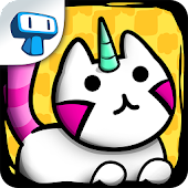 Cat Evolution - Cute Kitty Collecting Game
