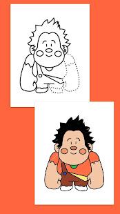 如何畫卡通