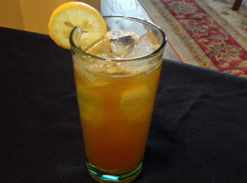 Aunt Fely's Fruit Tea Recipe