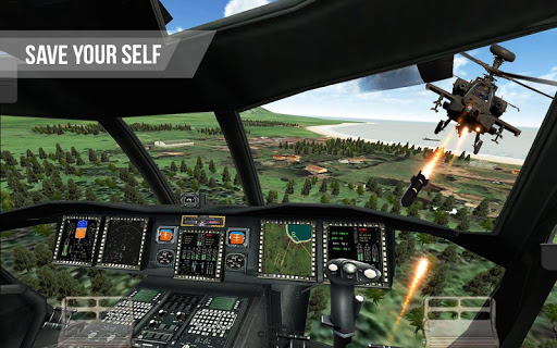 Indian Air Force Helicopter Simulator 2019 2.0 screenshots 7