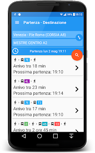 Venice Bus Times&NavigationPRO screenshot 2