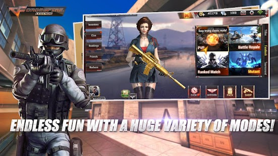 CrossFire: Legends Screenshot