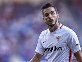 Twee goals van Pablo Sarabia waren genoeg voor Sevilla