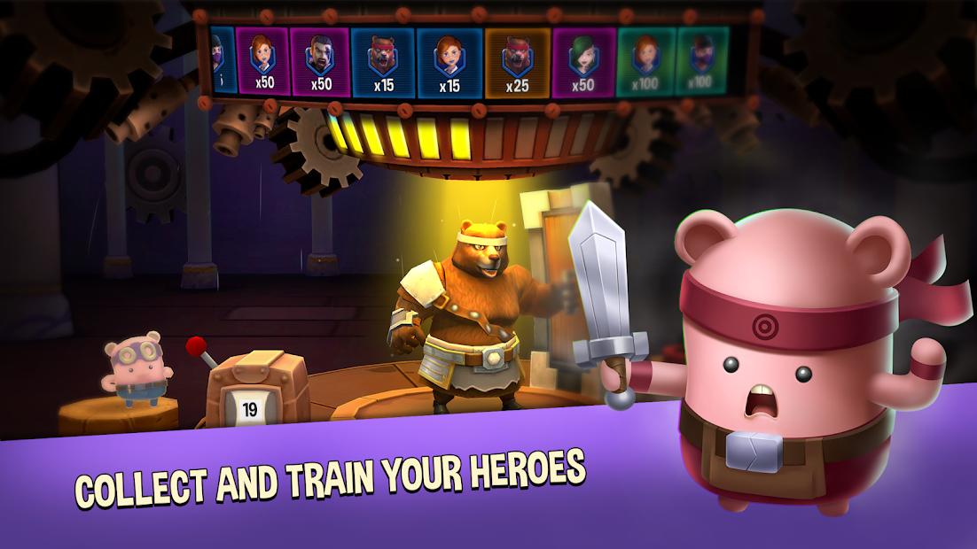 Kingdom Raids – Puzzle Wars