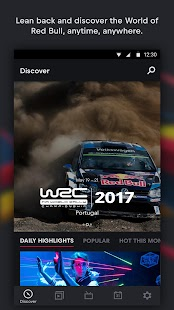 Red Bull TV: Live Sports, Music & Entertainment- screenshot thumbnail