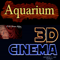 3D Cinema-Aquarium