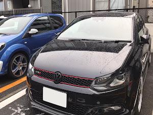 ポロ 6RCAV GTI  2012年のカスタム事例画像 黒POLOGTIさんの2019年12月17日17:57の投稿
