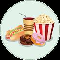 Snacks Recipes Free icon