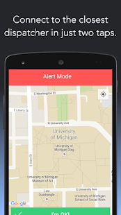 Companion Safety App Screenshot