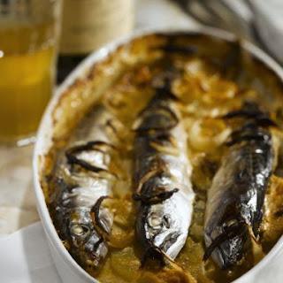 Oily Fish Bake