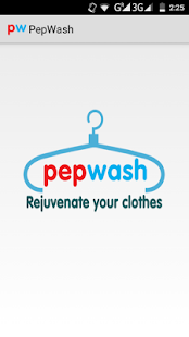 Pepwash - Laundry Service- screenshot thumbnail