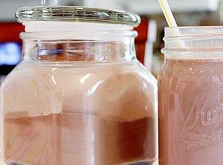 Homemade Chocolate Milk Mix (nesquick) Recipe