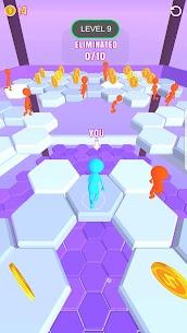 Fall Guys Hexagone MOD (Unlimited Rewards) 1