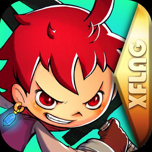 动作のブラックナイトストライカーズ LOGO-記事Game