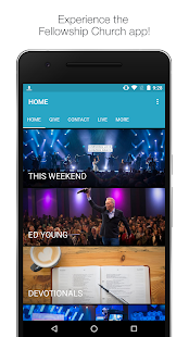 Fellowship Church with Pastor Ed Young- screenshot thumbnail