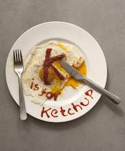 Photo: Sally Wakelin - K is for ketchup