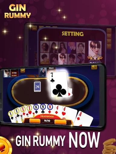 Gin Rummy Poker screenshots 2