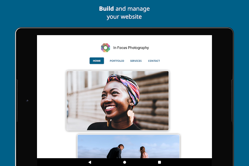 WordPress screenshot 8