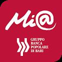 Mi@, Banca Popolare di Bari icon