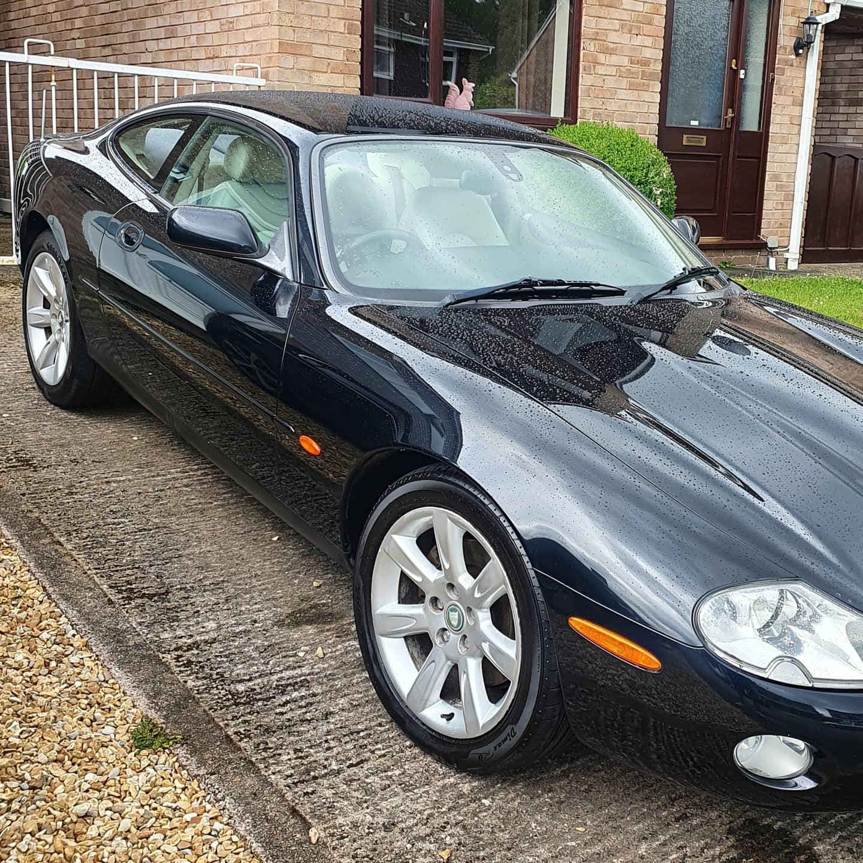 Jaguar Xk8 Hire Monmouth
