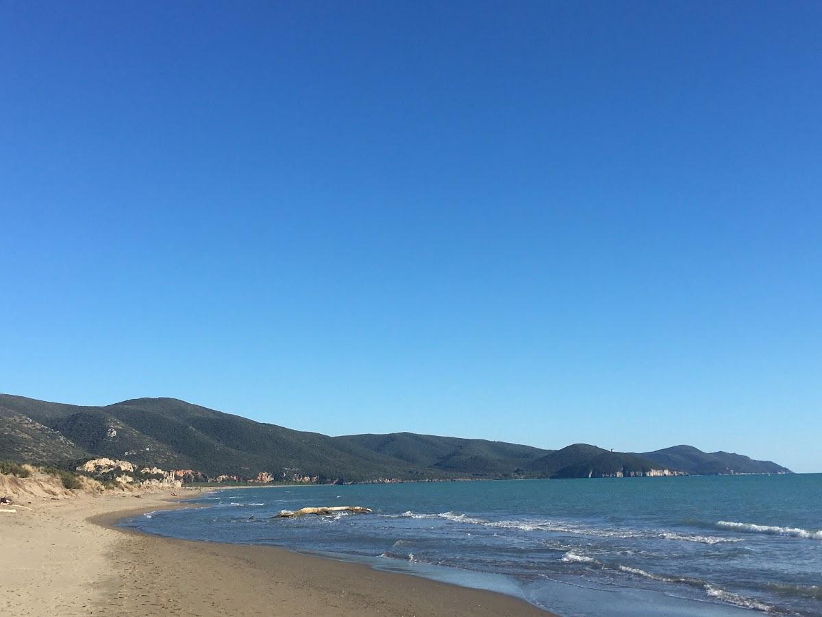 Spiaggia Marina di Alberese, Parco naturale della Maremma, Toscana