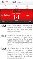Screenshot of Foot Lyon