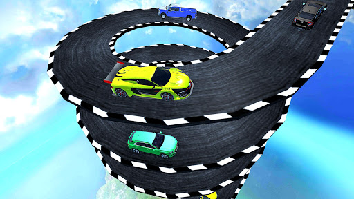 GT Racing Master Racer: Mega Ramp Car Games Stunts filehippodl screenshot 4