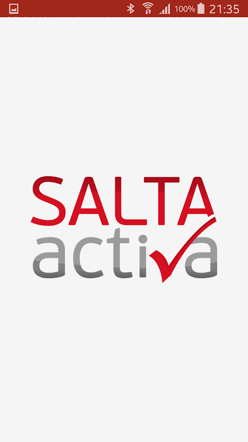 Salta Activa- screenshot