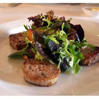 Spinach, Bacon & Mushroom Salad