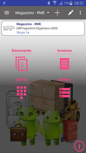 Company & Warehouse Management  screenshots 2