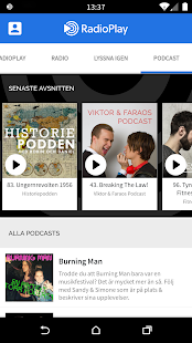 RadioPlay- screenshot thumbnail