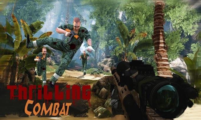 Army Commando Sniper 3D screenshot