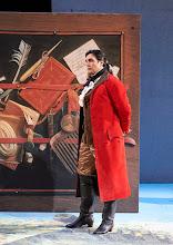 Photo: LE NOZZE DI FIGARO/ Wiener Staatsoper am 27.11.2015. Adam Plachetka. Foto: Wiener Staatsoper/ Michael Pöhn