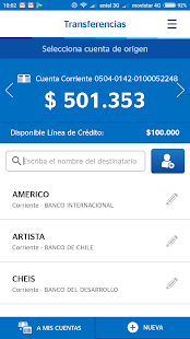 BBVA | Chile- screenshot thumbnail