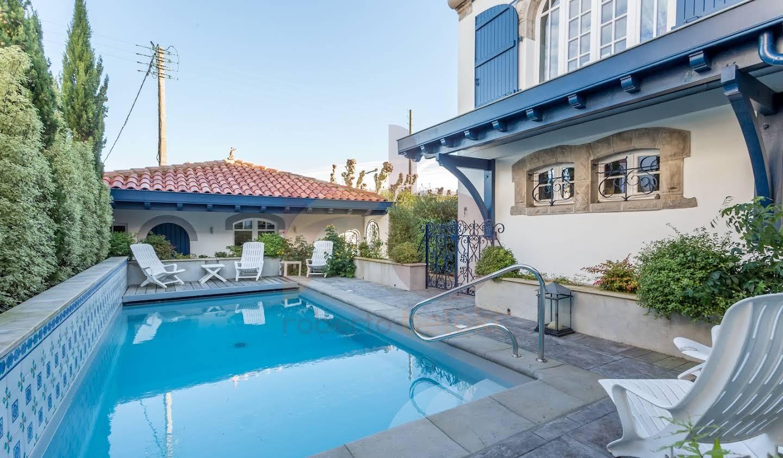 Maison avec piscine et jardin Saint-Jean-de-Luz