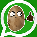 Cute Potato Stickers for Whatsapp - WAStickerApps icon