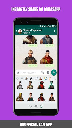 FBR Stickers for WhatsApp 1.04 screenshots 6