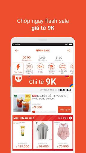 Shopee 9.9 Ngu00e0y Siu00eau Mua Su1eafm modavailable screenshots 7