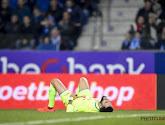 De ongelukkige Dylan Bronn over de penaltyfase in Genk-Gent