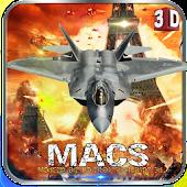 Modern Air Combat Simulator