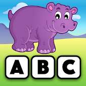 Animal ABC Alphabets For Kids